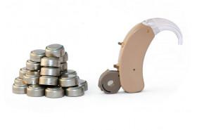 При покупке слуховых аппаратов Сименс батарейки в подарок!