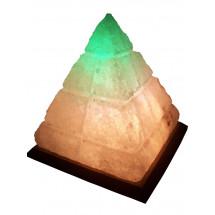Фото: Соляной светильник Пирамида египетская 5-6 кг - изображение 3