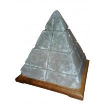 Фото: Соляной светильник Пирамида египетская 5-6 кг - изображение 1