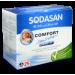 Органический порошок-концентрат стиральный Sodasan Comfort sensitiv для чувствительной кожи и для детских вещей, 1,2кг