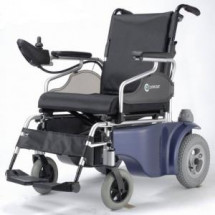 Фото: Инвалидная коляска с электроприводом (Испания) Сomfort l LY-EB 103A - изображение 2