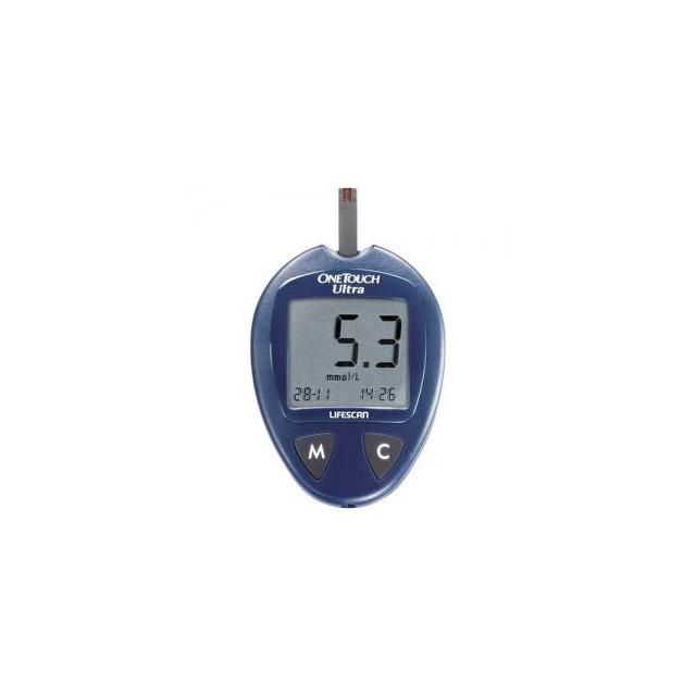 Глюкометр One Touch Ultra  (LifeScan, США)
