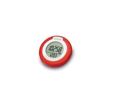 Шагомер Omron HJ-152-R красный