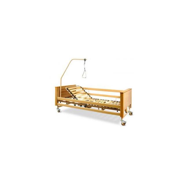 Медицинская кровать функциональная 4-х секционная  Burmeier  Arminia (Германия)