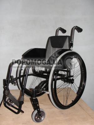инвалидная активная коляска типа flaer 19