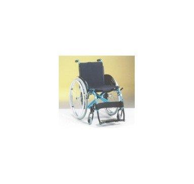 Активная инвалидная коляска Vassilli. Модель EVOLUTION COMPACT ACTIVIA 17.70 (Италия)