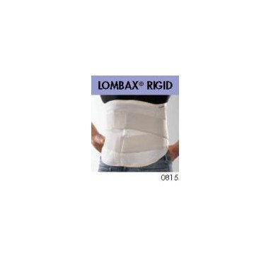 Корсет пояснично-крестцовый опорный LOMBAX RIGID 0815 Thuasne (Франция)