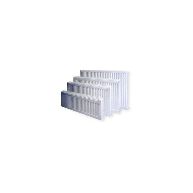 Korado с боковым подключением 11 тип 500/1400
