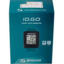 Фото: Спортивный пульсометр Sigma Sport iD.GO Pine Green - изображение 6