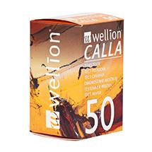 Фото: Тест-полоски Wellion CALLA Light 50 шт. (Австрия) [49841] - изображение 2