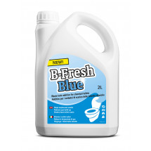 Фото: Жидкость для биотуалетов Thetford B-Fresh Blue 2л, Нидерланды - изображение 1