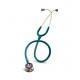 Стетоскоп 3M Littmann Classic II Pediatric, бирюзовый с головкой цвета радуги (США)