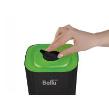 Фото: Увлажнитель воздуха Ballu UHB-205 черный/зеленый - изображение 9