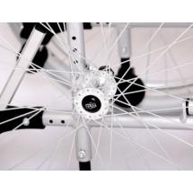 Фото: Инвалидная коляска облегченная 'OSD Light 3' (Италия) + насос в комплекте! - изображение 12