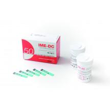Фото: Тест-полоски IME-DC к базовому глюкометру, 50 штук - изображение 1