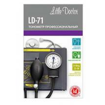 Фото: Механический тонометр Little Doctor LD-71 (Сингапур) - изображение 3