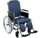 Коляска инвалидная многофункциональная c санитарным оснащением OSD-YU-ITC (Италия)