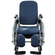 Фото: Коляска инвалидная многофункциональная c санитарным оснащением OSD-YU-ITC (Италия) - изображение 4