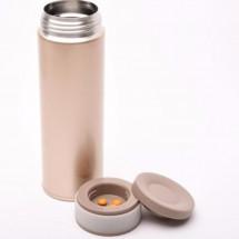 Фото: Термос LUMI Super Light Stainless Steel Vacuum Mug Gold - изображение 4