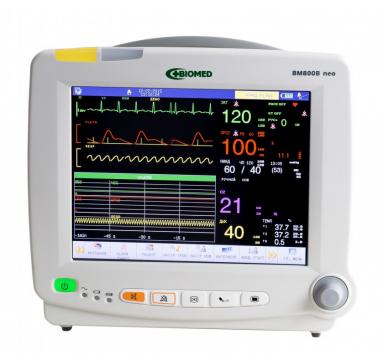 Монитор пациента ВМ800В neo Биомед