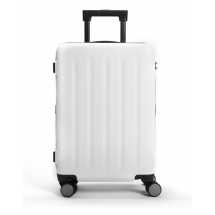 "Фото: Чемодан RunMi 90 Points suitcase Moonlight White 28"" - изображение 3"