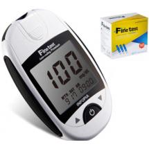 Фото: Глюкометр Finetest Auto-coding Premium +Тест-полоски Fine test 50 шт - изображение 3