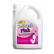Фото: Жидкость для биотуалетов Thetford B-Fresh Pink 2л (Нидерланды) - изображение 1