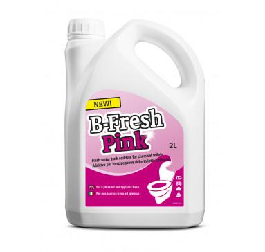 Жидкость для биотуалетов Thetford B-Fresh Pink 2л (Нидерланды)