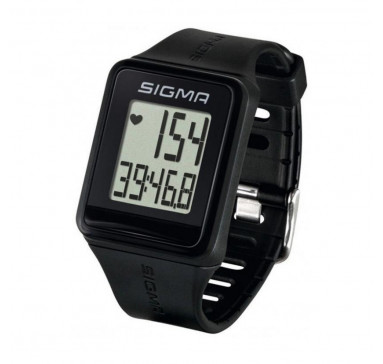Спортивный пульсометр Sigma Sport iD.GO Black