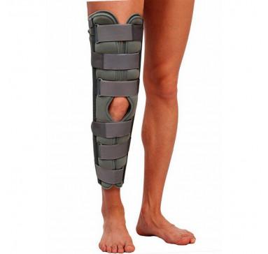 Тутор для полной фиксации коленного сустава Тривес Т-8506 60см