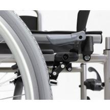 Фото: Инвалидная коляска  облегченная Action 1 NG Invacare (Германия) + насос в комплекте! - изображение 4