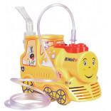 """Ингалятор, распылитель компрессорного типа БиВелл """"Поезд"""" PRO-115 Train с детской маской"""
