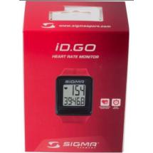 Фото: Спортивный пульсометр Sigma Sport iD.GO Rouge - изображение 6