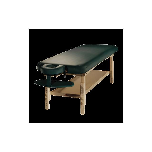 Массажный стол деревянный KP-9