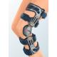 Жесткий коленный ортез для лечения остеоартрозов M.4s OA - левый Валгус