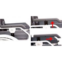 Фото: Инвалидная коляска облегченная 'OSD Light 3' (Италия) + насос в комплекте! - изображение 9