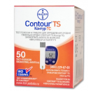 Тест-полоски для Contour TS (50 шт.) (Bayer)