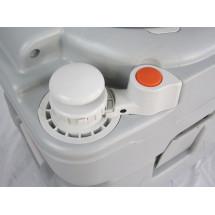 Фото: Биотуалет портативный электрический, 21 л. Avial 4521E - изображение 4