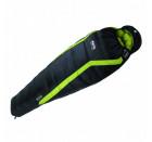 Спальный мешок Millet XP 750 Macaw green / Noir