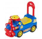 Alexis-Babymix 7600 (blue) Машинка-каталка