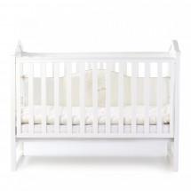 Фото: Кроватка детская Верес Соня ЛД3 без колес на ножках, белый - изображение 2