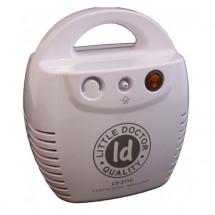 Фото: Ингалятор компрессорный Little Doctor LD 211C белого цвета (Сингапур) - изображение 5