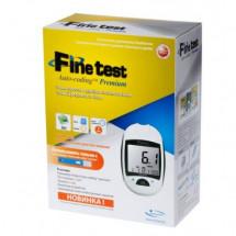 Фото: Глюкометр Finetest Auto-coding Premium +Тест-полоски Fine test 50 шт - изображение 1