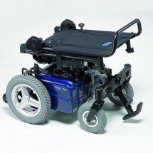 Фото: Компактная коляска с электроприводом Invacare FOX - изображение 3