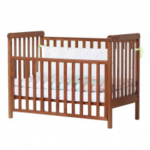 Фото: Кроватка детская Верес Соня ЛД12 без колес на ножках, бук - изображение 1