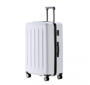 Чемодан RunMi 90 Points suitcase Moonlight White 28""
