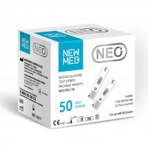 Фото: Тест-полоски NewMed Neo №50 - изображение 1