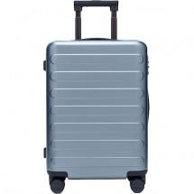 "Фото: Чемодан RunMi 90 Points suitcase Business Travel Lake Light Blue 20"" - изображение 11"