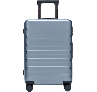 Чемодан RunMi 90 Points suitcase Business Travel Lake Light Blue 20""
