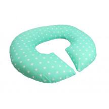 Фото: Подушка для беременных KIDIGO Рогалик - Звезды (с наволочкой) - изображение 1